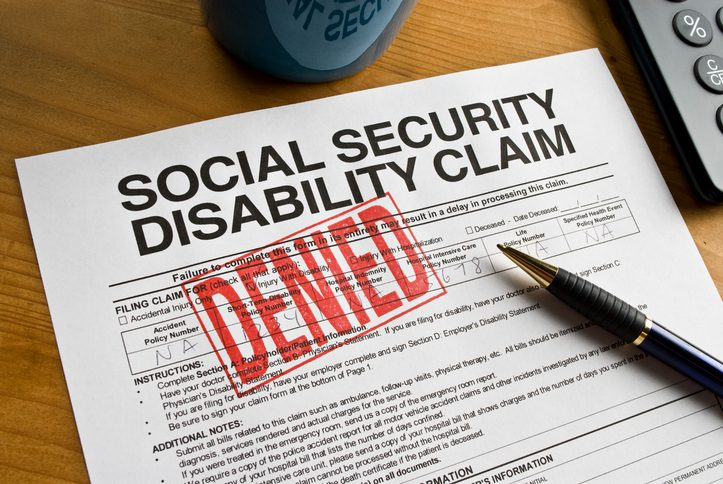 What Should You Do if Your Disability Claim Is Denied?